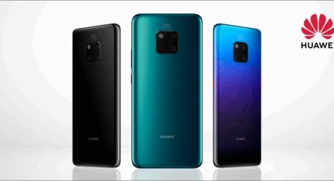 هاتف HUAWEI Mate 20 Pro: نافذتك نحو العالم!