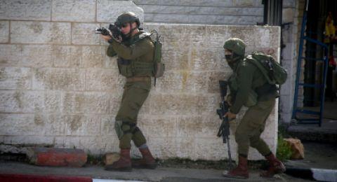 استشهاد شاب فلسطيني بعد تعرضه لاطلاق الرصاص بالقرب من الخليل