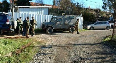 إصابة جندي إسرائيلي بجراح خطيرة بمستوطنة