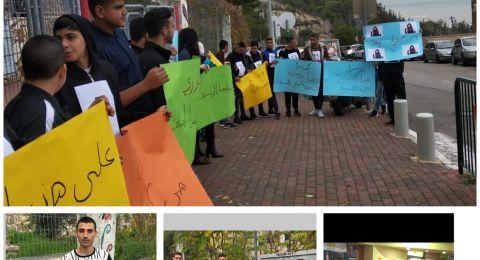 مدرسة المتنبّي في حيفا: تنتفض عن بُكرة أبيها ضدّ هولوكوست قتل النساء في المجتمع العربي