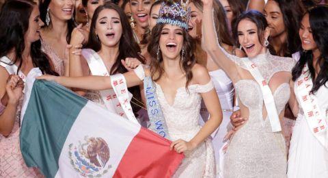 """مكسيكية تفوز لاول مرة بلقب """"ملكة جمال العالم"""""""