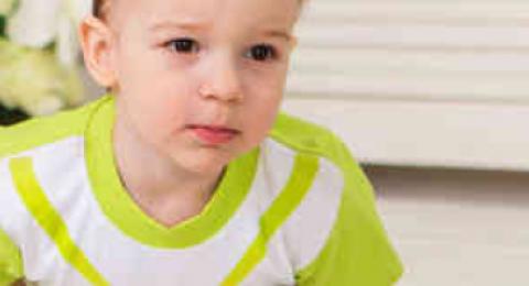 أسباب الإمساك عند الأطفال