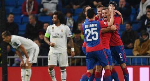 تسيسكا موسكو يذل ريال مدريد في عقر داره