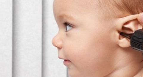 أسباب رائحة الأذن الكريهة عند الرضع