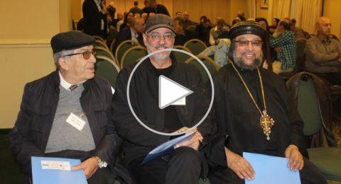 الناصرة: انطلاق اعمال مؤتمر مكانة الجماهير العربية والعلاقات العربية- اليهودية في ظل تشريع قانون القومية
