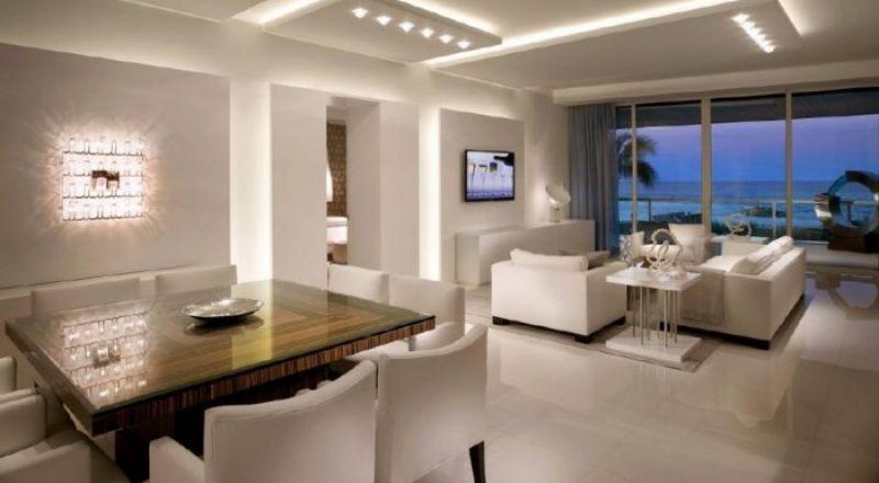 5 نصائح مهمة لإنارة غرف المعيشة