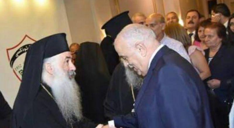 المجلس المركزي الارثوذكسي في فلسطين: نطالب بمقاطعة ثيوفيلوس، وعزله