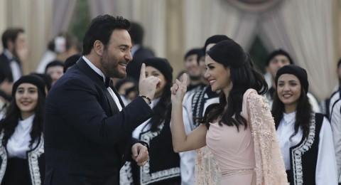 عاصي الحلاني وديانا حداد: روميو وجولييت