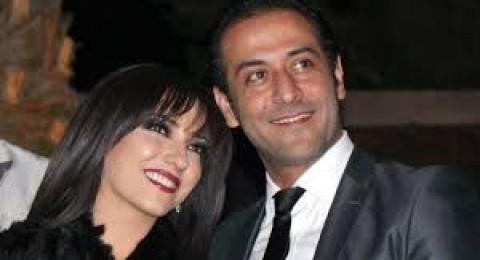 أمل عرفة تحتفل بعيد ميلاد ابنتها في حضور طليقها