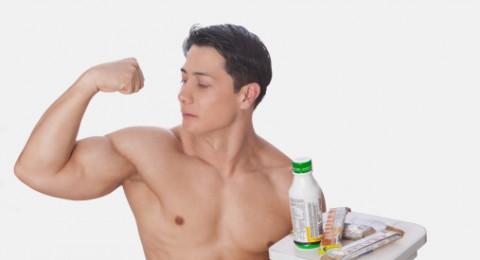 كثافة العضلات بحاجة إلى لحمة