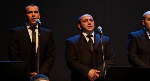 رام الله تعيش ليلة من الطرب العربي الأصيل مع فرقة 'ترشيحا'