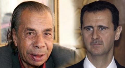 الأسد يمنح الفنان الراحل ياسين بقوش وسام الاستحقاق
