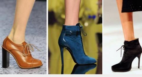 إليكِ احذية شتاء 2014 من أسبوع الموضة الباريسي!