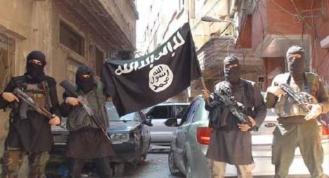 داعش يسيطر على مساحة كبيرة من مخيم اليرموك