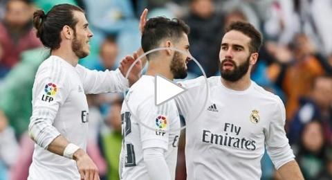 ريال مدريد يدك حصون خيتافي بخماسية ويُطارد صدارة برشلونة