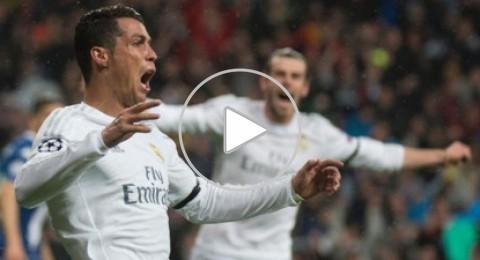 """ريال مدريد يحقق """"الريمونتادا"""" بهاتريك كريستيانو ويصعد لنصف نهائي دوري الابطال"""