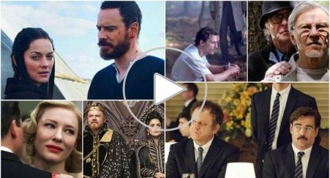 أفضل الأفلام المتنافسة على جوائز مهرجان كان 2015