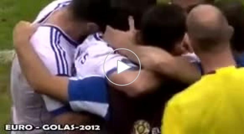 فوز اليونان على روسيا (1-0) يؤهله للربع نهائي