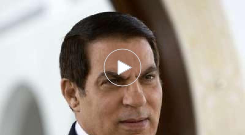 المؤبد لبن علي في قضية قتل متظاهرين تونسيين
