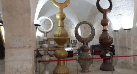 المتحف الاسلامي في الاقصى .. شاهد على عراقة القدس وتاريخها