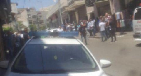 الناصرة: إصابة سيدة وابنها بجراح في إطلاق نار بالحي الشرقي