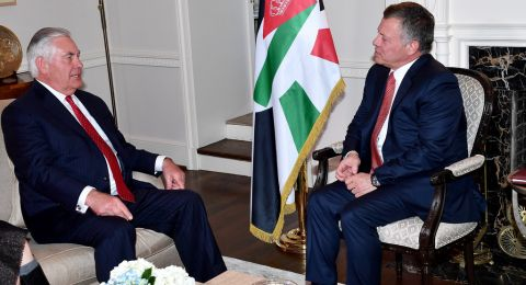 قطر تعلن دعم الأردن بـ500 مليون دولار