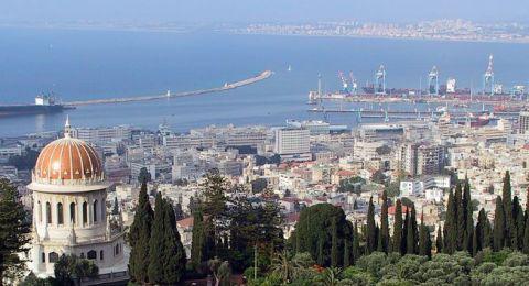 بلدية حيفا تقدم التماساً لمحكمة العدل العليا لإلغاء الترويج لخطة إقامة وصلة بحرية في خليج حيفا لتوريد الأمونيا