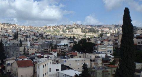 جبهة الناصرة: نريد لمدينتنا أن تكون بما يليق بأهلها وتاريخها