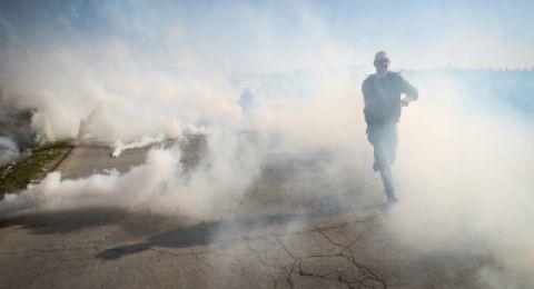 إصابة شابين برصاص الاحتلال قرب النبي صالح