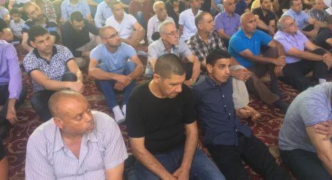 خطيب جامع عمر المختار يافة الناصرة يتحدث عن ليلة القدر