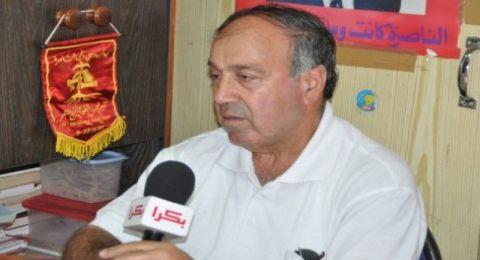 دخيل حامد: اطالب قيادة الهستدروت بدعم نضال عاملات النظافة في جامعة تل ابيب
