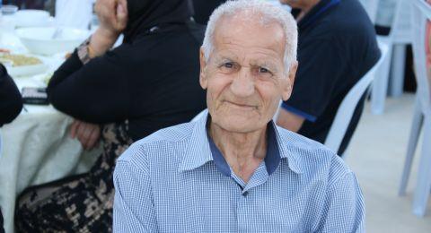 سخنين: وفاة طيب الذكر صالح مصطفى حسين بشير