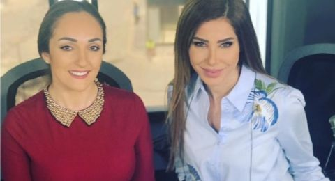 أول رد من المذيعتان الأردنيتان بعد سخريتهما من
