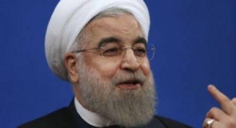 الرئيس الايراني عن فلسطين : ستعود يوما الى اصحابها الاصليين