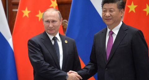 روسيا والصين تدعوان للحفاظ على وحدة سوريا