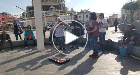 الشباب السوري في اسطنبول، بات جزءً من ملامحها السياحية