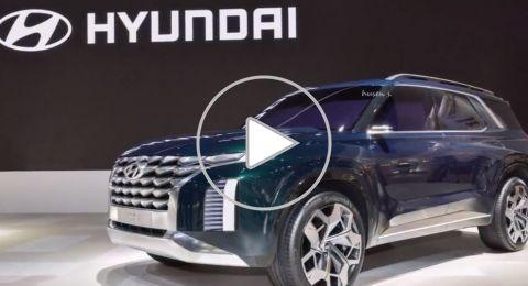 هيونداي تستعرض أفخم سياراتها رباعية الدفع