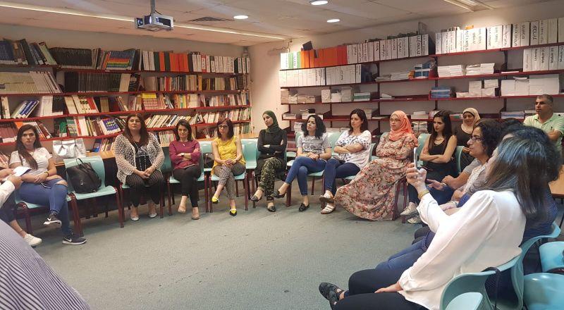 مدرسة المتنبّي حيفا تستضيف طاولة مستديرة حول ظاهرة تزويج الطفلات