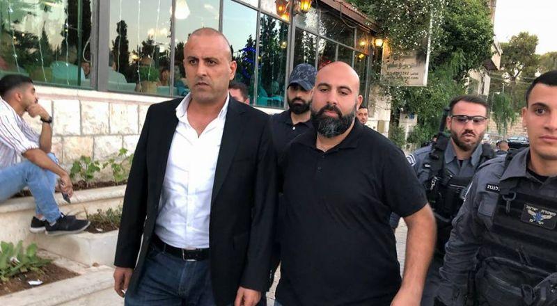 الاحتلال يعتقل رئيس الغرفة التجارية بالقدس ويمنع إفطارا جماعيا للصحافيين