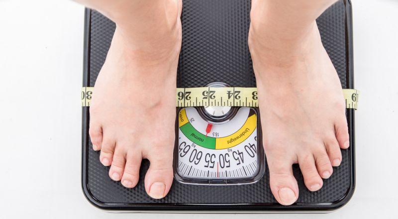 خطوات سريعة عند زيادة الوزن المفاجئة