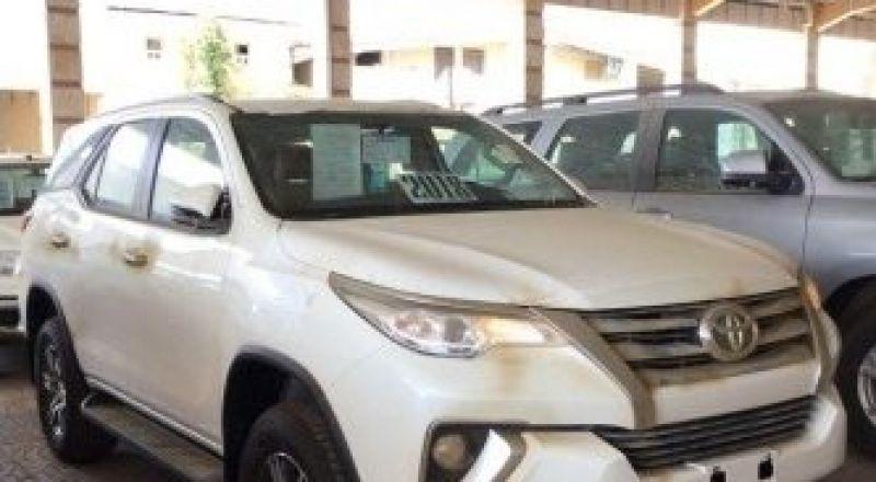 تويوتا فورتشنر VX1 2018 بالصور والمواصفات السعودي