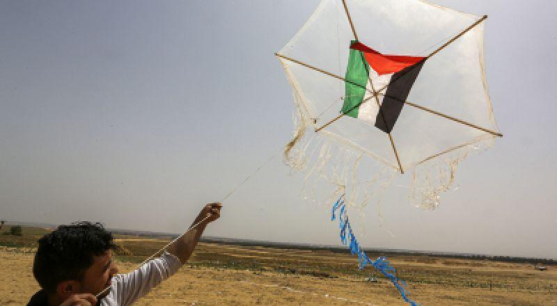 بمناسبة العيد..الغزيون سيطلقون 5000 طائرة حارقة نحو إسرائيل