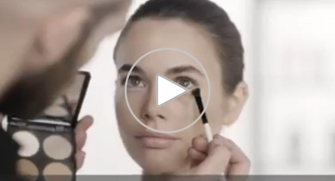 كيرلاين: طقم ظلال وإضاءات لتنسيق وتحديد خطوط الوجه