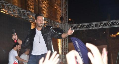 سعد رمضان يطلب من جمهوره رفع العلم اللبناني في حاصبي