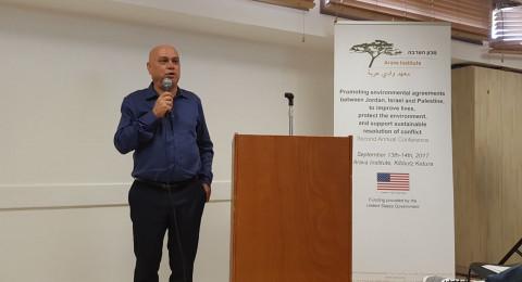 النائب عيساوي فريج في مؤتمر وادي عربة: الاسرائيليون والفلسطينيون يلعبون في الوقت الضائع ولا يتداركون سرعة تغيير الوضع الراهن