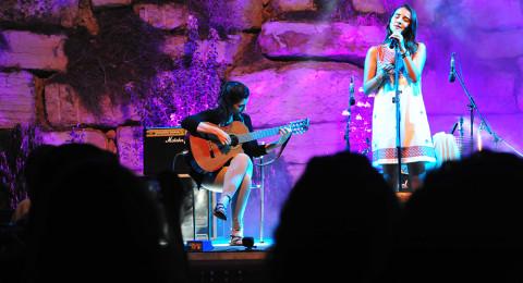 تواصل فعاليات مهرجان دندنات للموسيقى والرقص في مدينة بيت لحم