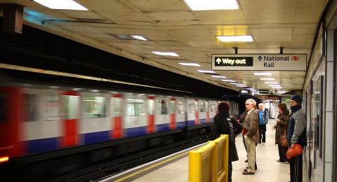 انفجار فى محطة مترو أنفاق بالعاصمة البريطانية لندن