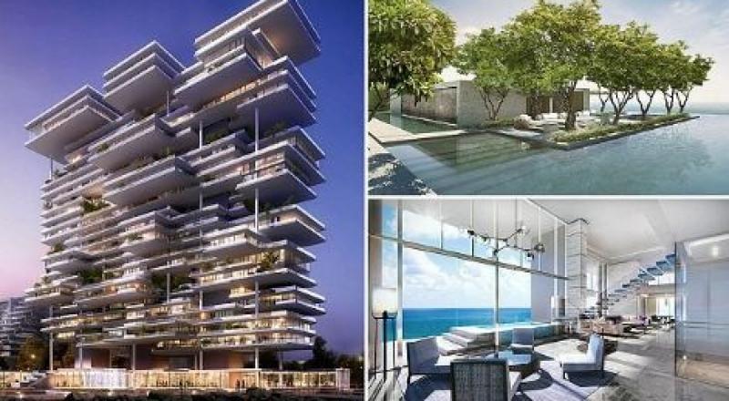 بيع أغلى شقة بالشرق الأوسط بـ28 مليون دولار.. مواصفاتها ساحرة!