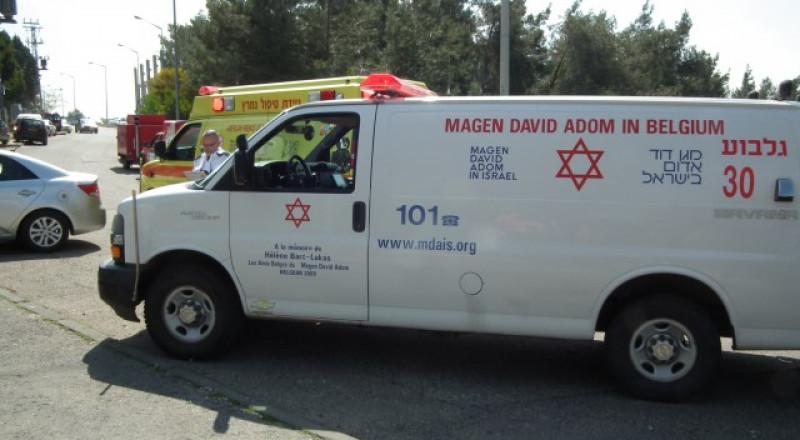 تل أبيب: مصرع عجوز في حادث دهس واطلاق سراح السائق من المثلث