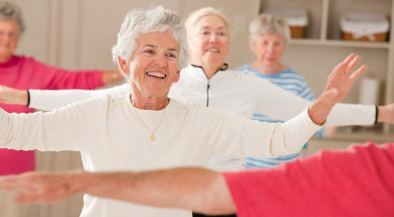 الأيروبكس والرقص لحماية النشاط الذهني من آثار الشيخوخة